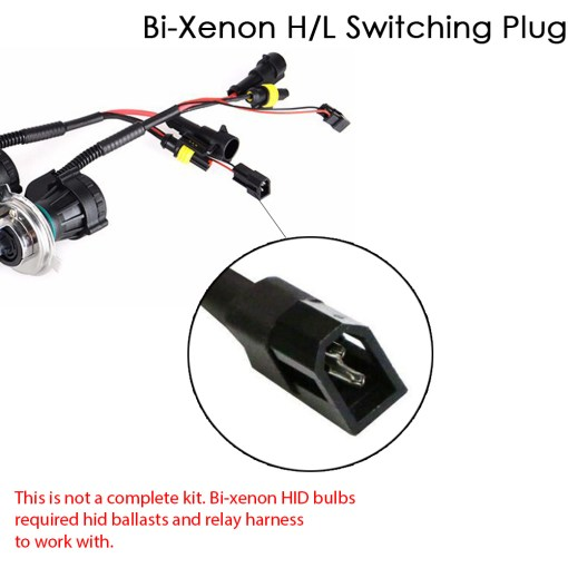 Bi-Xenon HID Bulbs