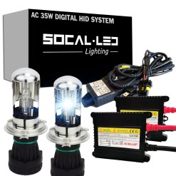 Bi-Xenon HID Kit dual high low beam