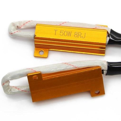 LED Resistor Kit 50W