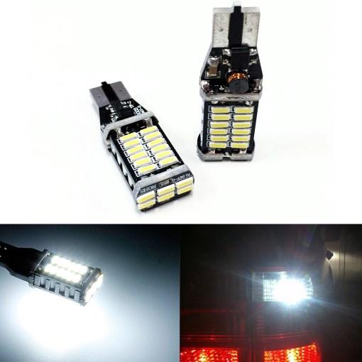 T15 921 LED reverse back up light bulbs
