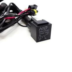 HID Battery Relay Harness