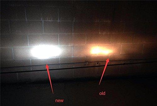 fanless led headlight kit