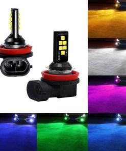 LED Fog Light Bulbs 3030