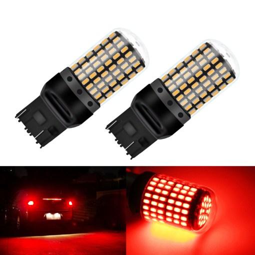 7443 super bright led brake tail light bulbs