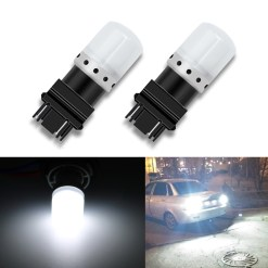 led reverse light 6000k white