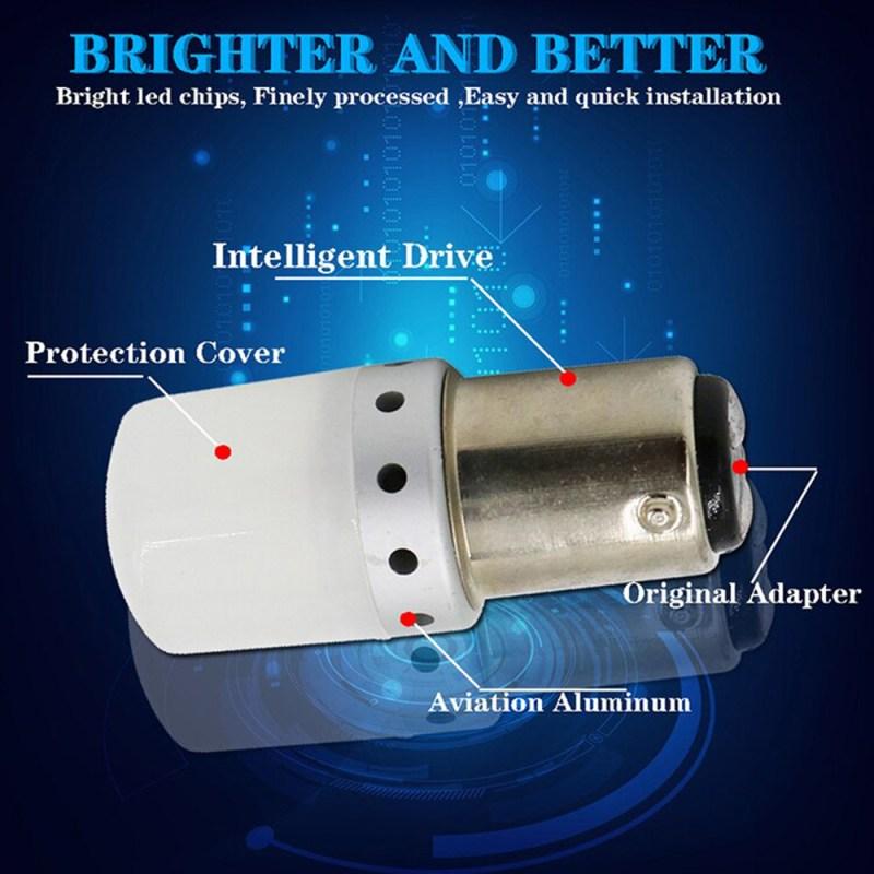 led reverse light 6000k white