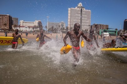 Durban Beach Rescue