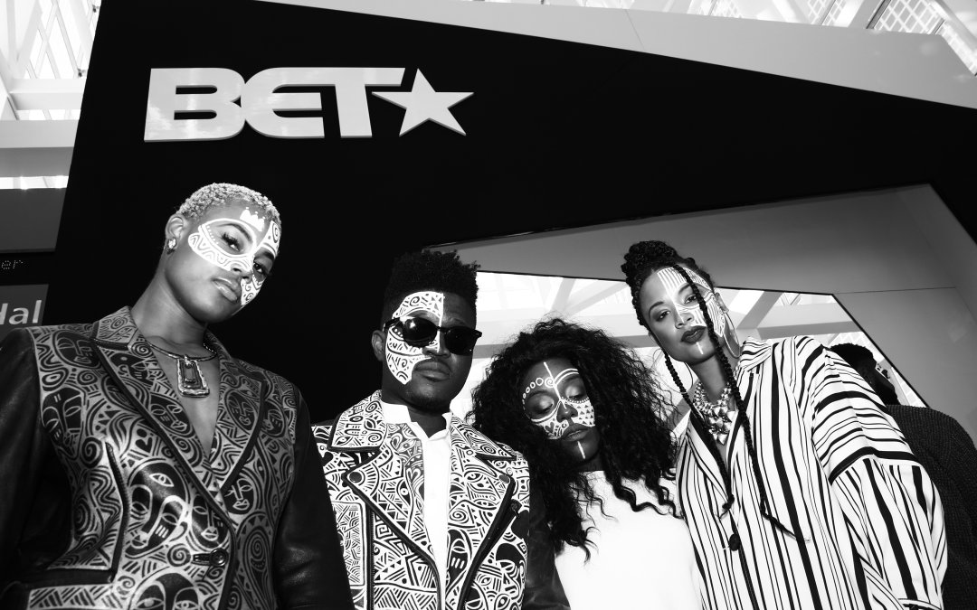 #BeTheGlow Shines with Star Power During BET Weekend in Los Angeles