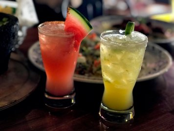 Watermelon & Jalapeño Margaritas