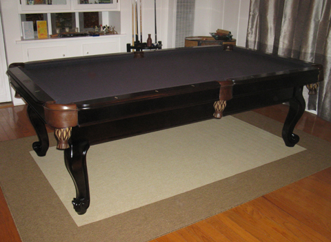 So Cal Pool Tables Bermuda Pool Table