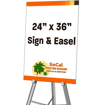 poster board rentals socal poster