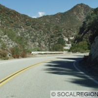 Scenic Drives - Angeles Forest Hwy