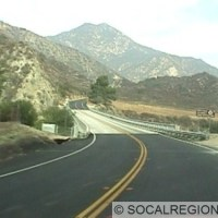Scenic Drives - Big Tujunga Canyon Road