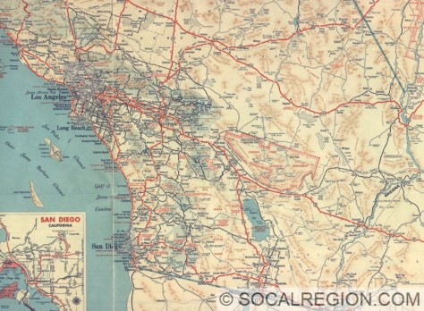 1939 Southern California