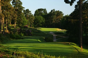 Sunningdale Old Course 8th