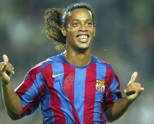 Ronaldinho: 7 of the Brazilian Legend's Most Memorable Moments as He Turns 39