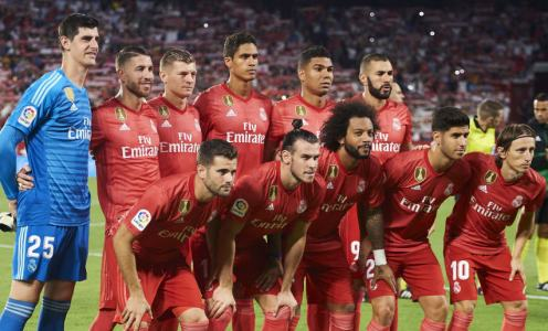 Images of Rumoured Real Madrid Third Kit for 2019/20 Emerges Online