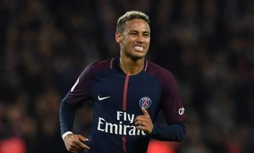 Neymar Charged by UEFA for 'Insulting and Molesting Acts' Against Referee After Man Utd Defeat