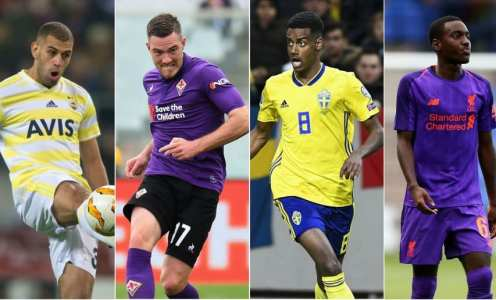 Transfer Rumours: Isak to Chelsea, Veretout to Arsenal, Camacho to Wolves and More