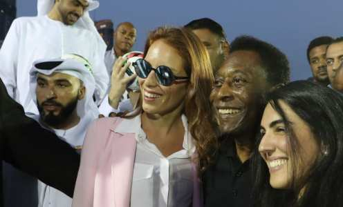 Brazil Legend Pele Admitted to Paris Hospital After Suffering High Fever