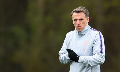Phil Neville Says Anger Among England Women Players Is 'Fantastic' After Naming XI for Canada Clash