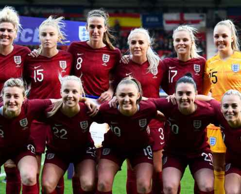 Predicting the Final 23-Player England Squad Phil Neville Will Name for 2019 Women's World Cup