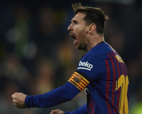 Josep Maria Bartomeu Wants to Keep Lionel Messi 'Forever' as Barcelona Prepare New Contract