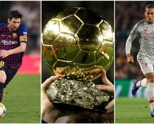 Ballon d'Or 2019: Forecasting the Likely Candidates for Football's Top Individual Prize