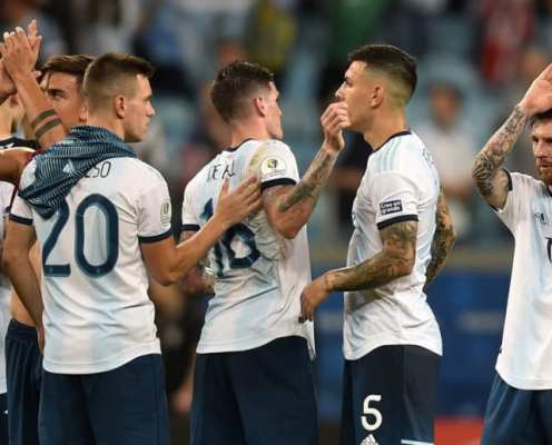 Copa América Roundup: Argentina Squeak Through to the Next Round as Colombia Finish Unbeaten