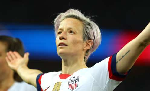 Megan Rapinoe Serene, Supreme in Guiding USWNT to Quarter-Final Win Over World Cup Hosts