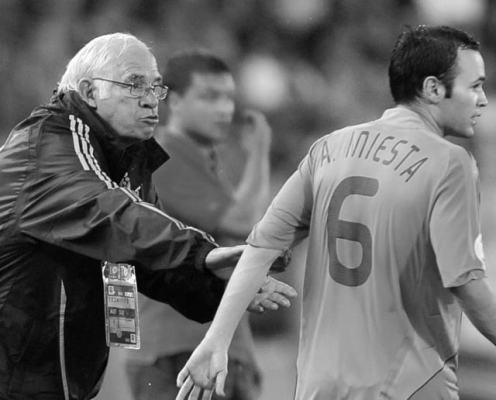 Luis Aragones: Spain's Most Important Manager's All-Time Best XI