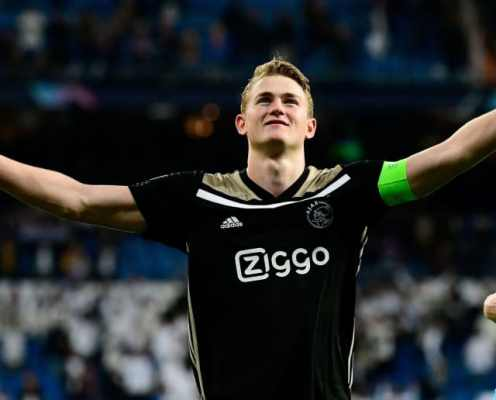 Matthijs de Ligt 'Agreed PSG Move' With Former Director But Leonardo Refuses to Finalise Deal