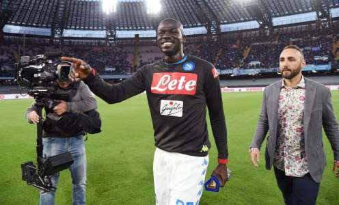 Kalidou Koulibaly & Matthijs de Ligt Targeted by PSG as Priority Signings This Summer