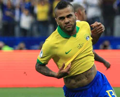 Dani Alves: The Contenders to Sign Him & Where He Might End Up