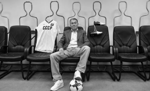 Viktor Maslov: Dedushka's All-Time Best XI