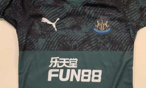 Newcastle United's 2019/20 Away Kit Leaks Online & Is Slammed by Magpies Fans