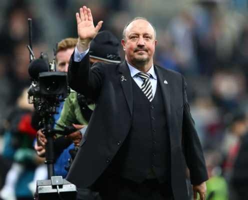 Rafael Benitez Receives Offer From Chinese Club as Newcastle Contract Talks Fail to Progress