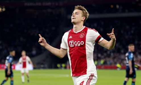 Matthijs de Ligt to Inform Manchester United in the 'Coming Days' Over His Transfer Decision