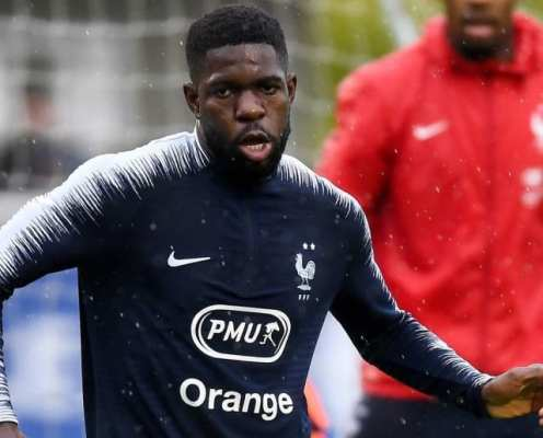 Transfer Rumours: Barcelona Set Umtiti Price, Fabian to Snub Real Madrid, Vidal to Inter & More