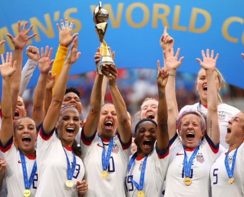 Enjoy the USWNT's '19ers – This Might Be the Best Version of the Team We Ever See