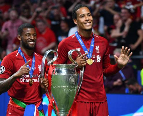 Virgil van Dijk Claims 'Time Has Come' for a Defender to Win Ballon d'Or After 13-Year Wait