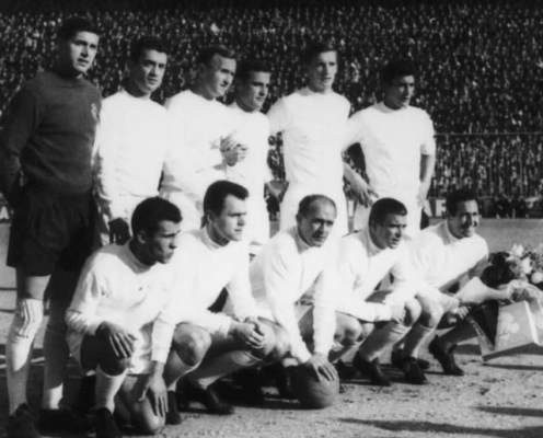 Miguel Muñoz: Real Madrid's Greatest Ever Manager's All-Time Best XI