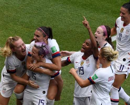 Unstoppable USWNT Are World Cup Champions; But France 2019 Has Shown Us How Much Things Are Changing