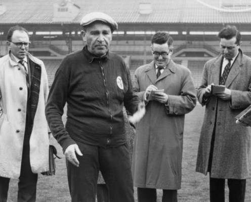 Bela Guttman: The Dance Instructor Who Changed Football Forever (and Managed…Just Everyone)