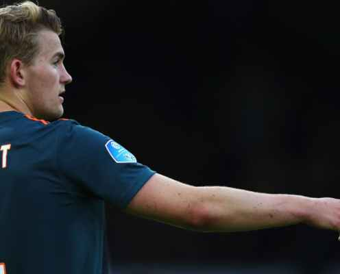 Matthijs De Ligt's Juventus Contract to Contain Release Clause From 2022