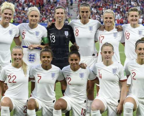 Women's World Cup: England Semi-Final Becomes Most-Watched Programme on UK TV in 2019
