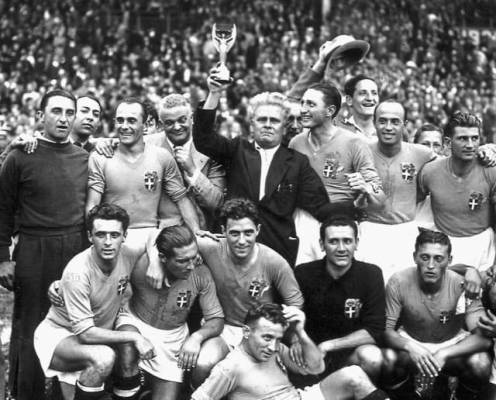 Vittorio Pozzo: Metodo, Mussolini, Meazza & the Difficult Memory of a Two-Time World Cup Winner