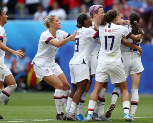 USA 2-0 Sweden: Report, Ratings and Reaction as the US Clinch Second Successive World Cup
