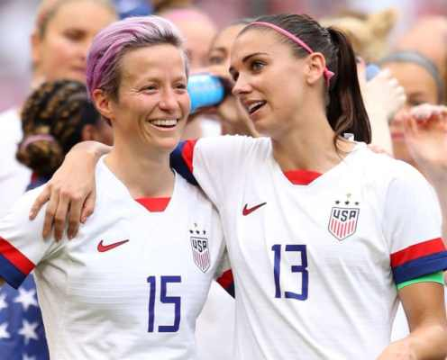 NWSL: How to Keep Watching the USWNT World Cup Winners Now the Tournament Is Over