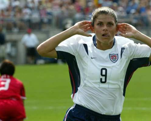 Mia Hamm Tells 90min Why Marta Was Right in Plea to Young Girls to Keep Women's Football Alive